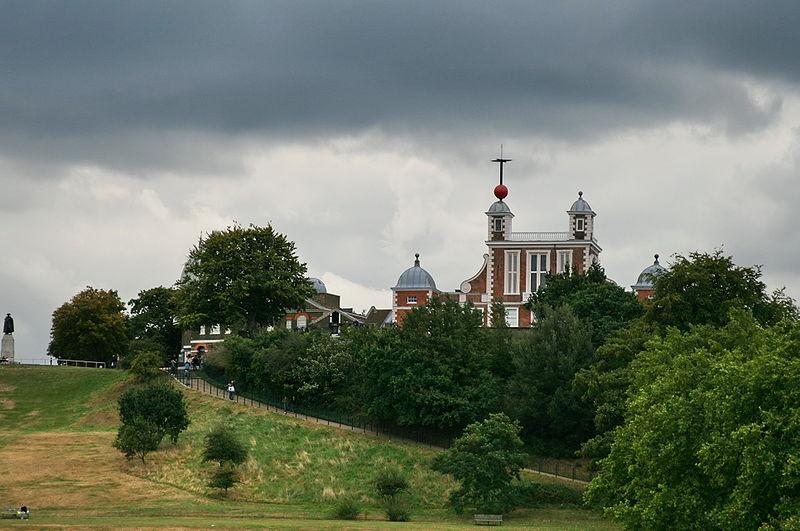 Anglie - Greenwich - královská observatoř (Wiki)