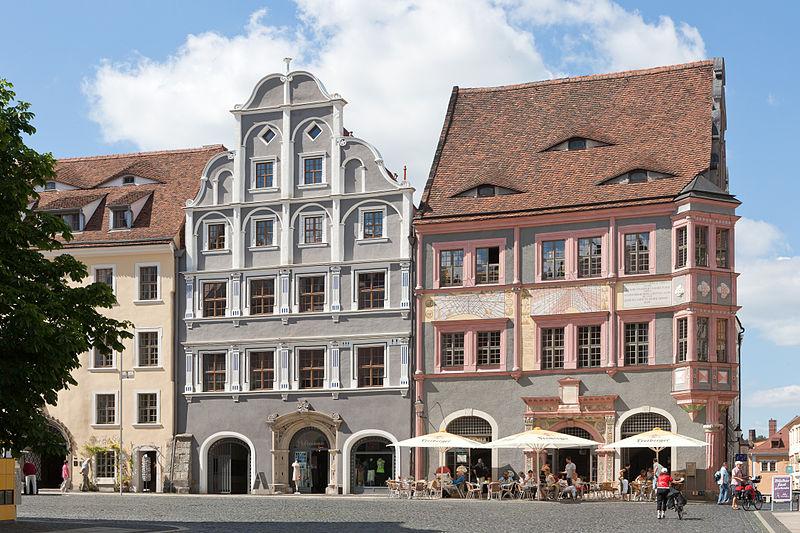 Německo - Zhořelec - staré město