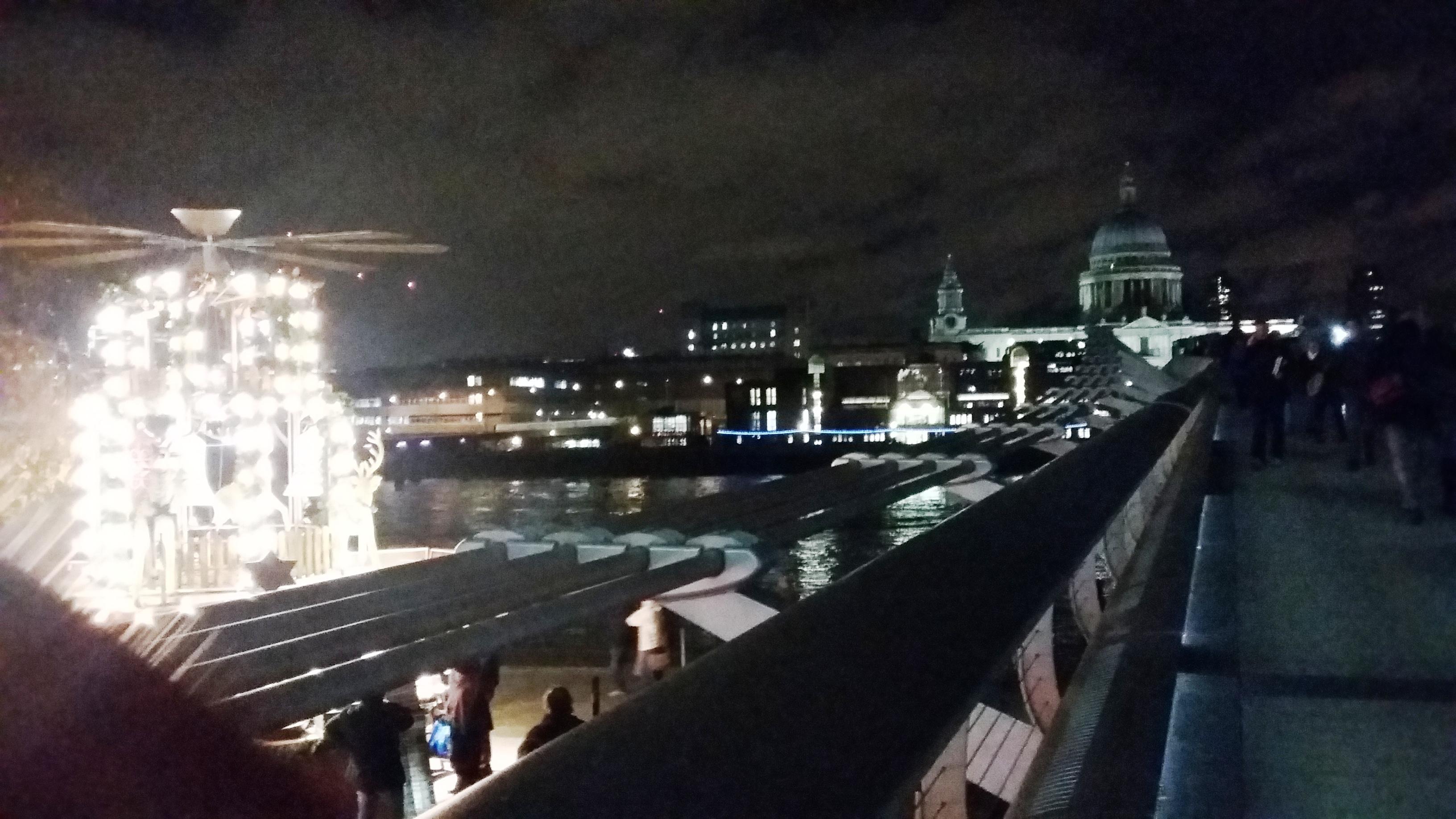 Velká Británie - Anglie - večerní Londýn, foto A.Frčková