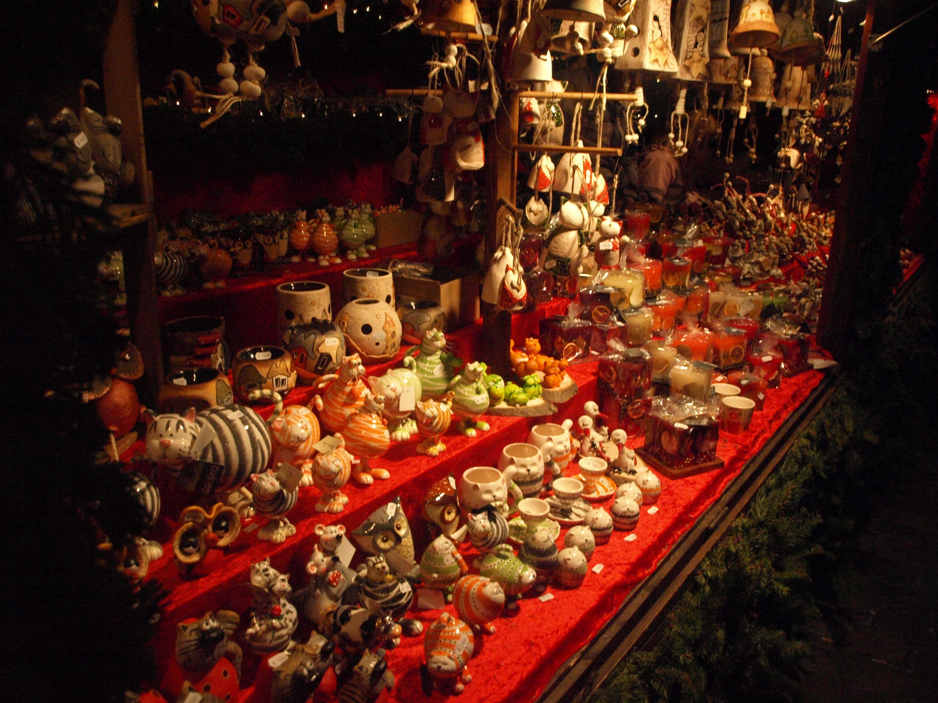 Polsko - Vratislav, blíží se čas vánoční a lidská srdce se otvírají