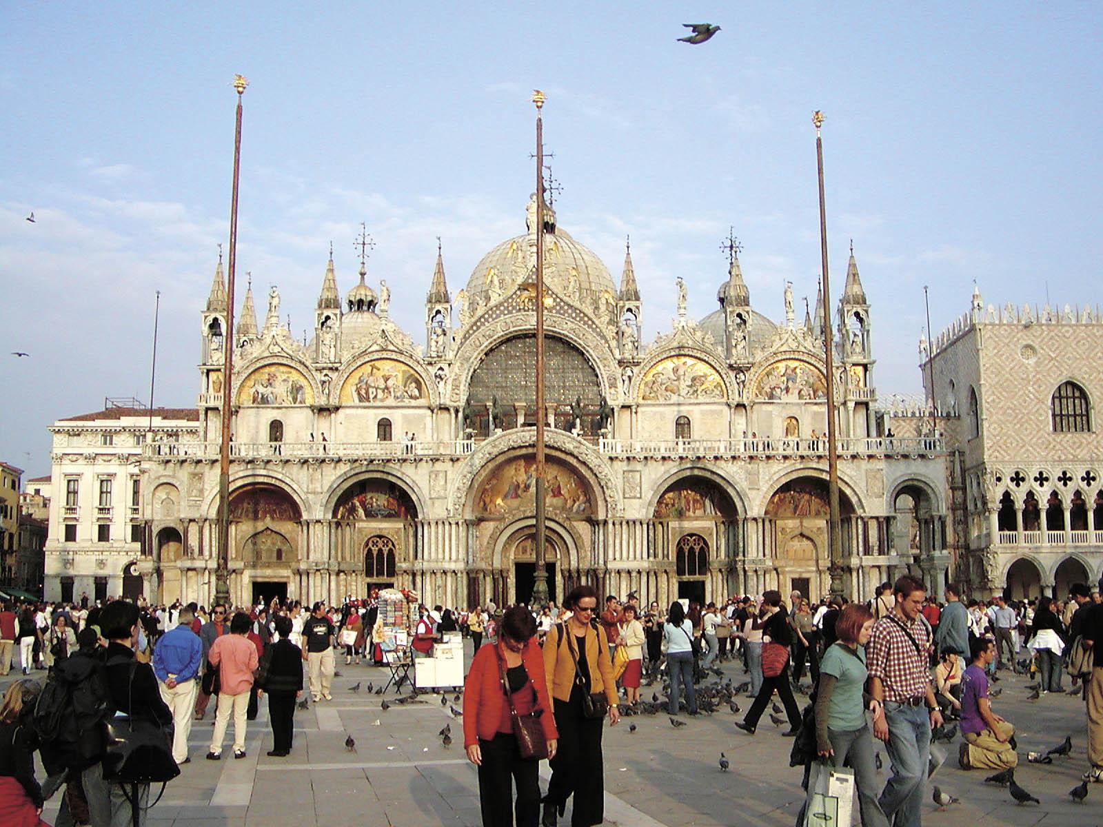Itálie - Benátky - San Marco