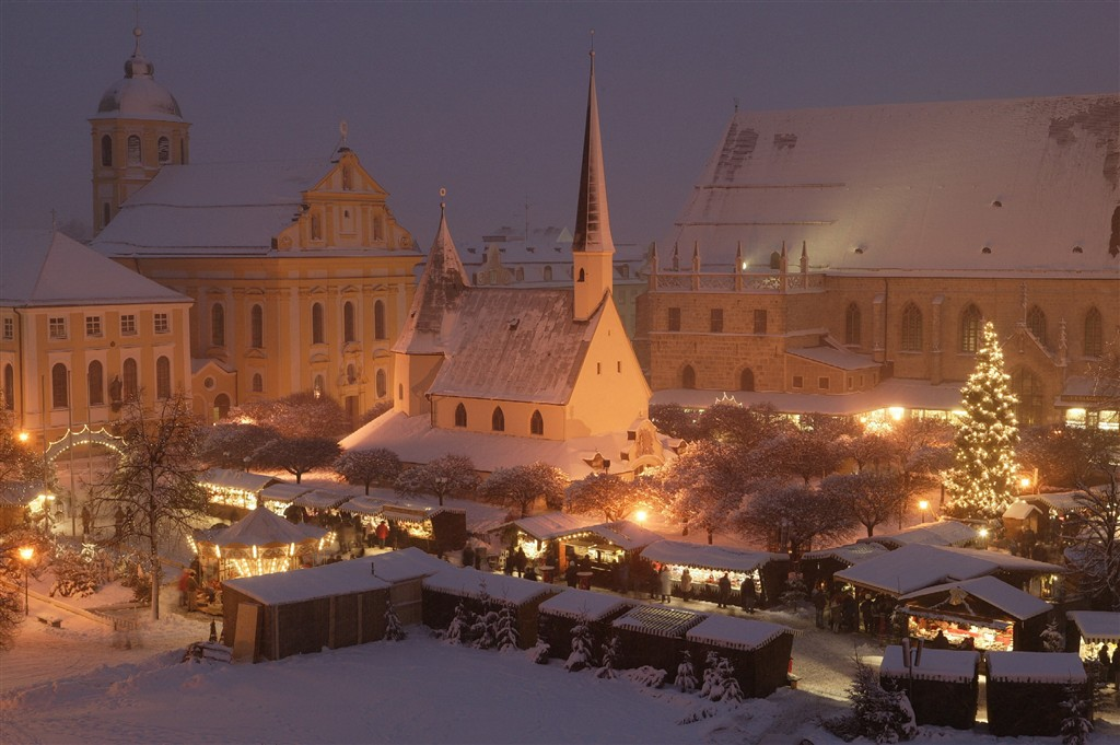 Christkindlmarkt Altötting
