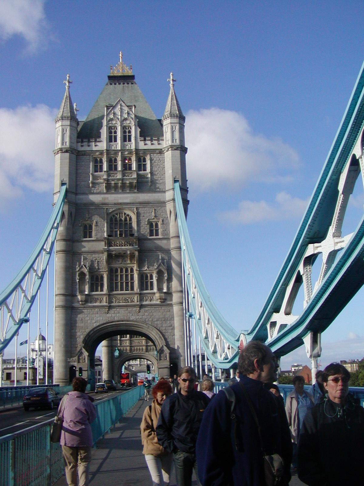 Velká Británie, Anglie, Londýn Tower Bridge