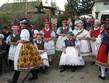 zajímavosti - Maďarsko - velikonoce v Hollókö - lidové kroje palócké menšiny